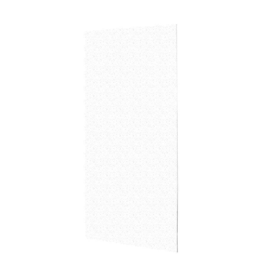 Swanstone Arctic Granite Shower Wall Surround Back Panel (Common: 0.25-in; Actual: 96-in x 0.25-in)