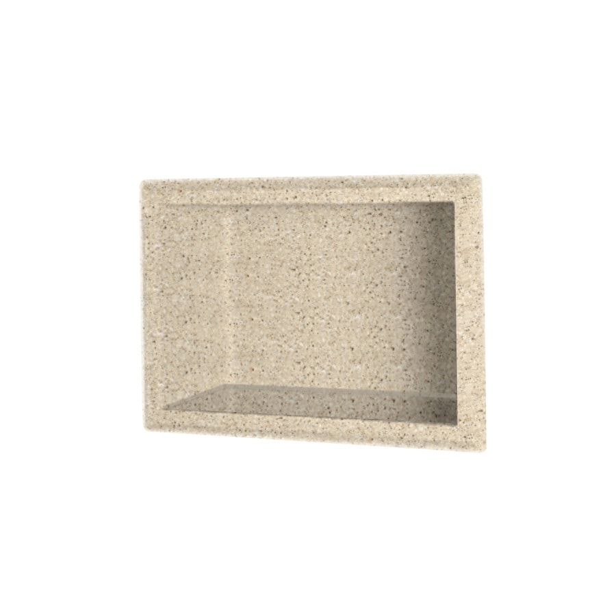 Swanstone Bermuda Sand Shower Wall Shelf