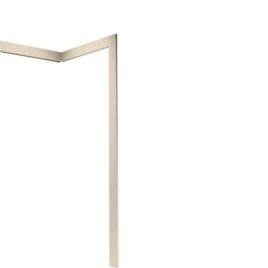 Swanstone Almond Galaxy Shower Wall Trim Kit