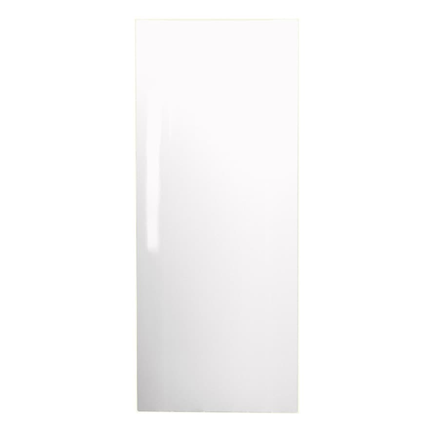 Swanstone White Shower Wall Trim Pieces