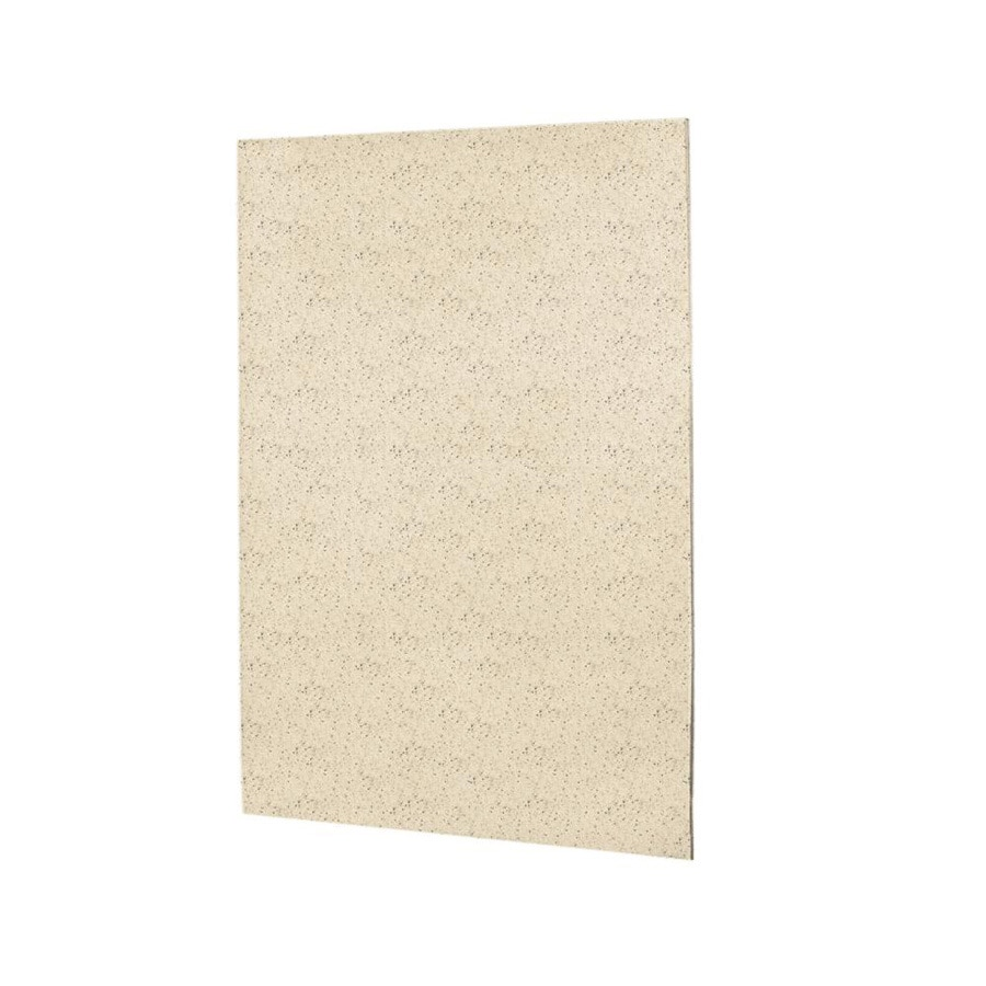 Swanstone Tahiti Desert Shower Wall Surround Back Panel (Common: 0.25-in; Actual: 60-in x 0.25-in)