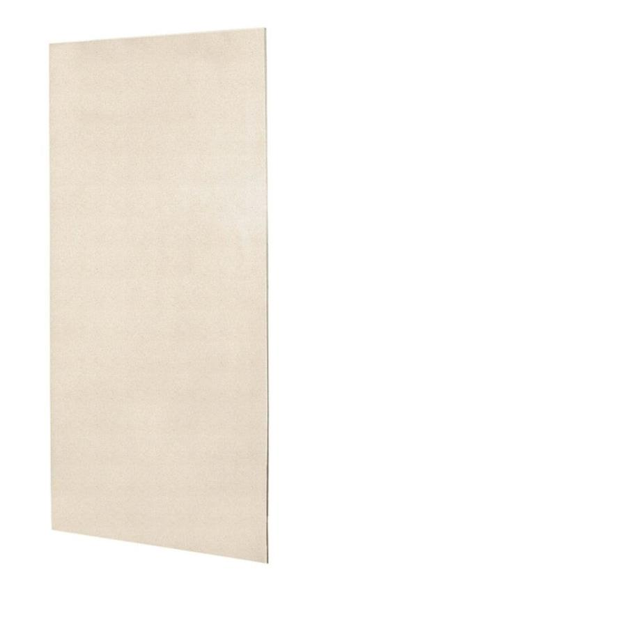 Swanstone Tahiti Sand Shower Wall Surround Back Panel (Common: 0.25-in; Actual: 72-in x 0.25-in)