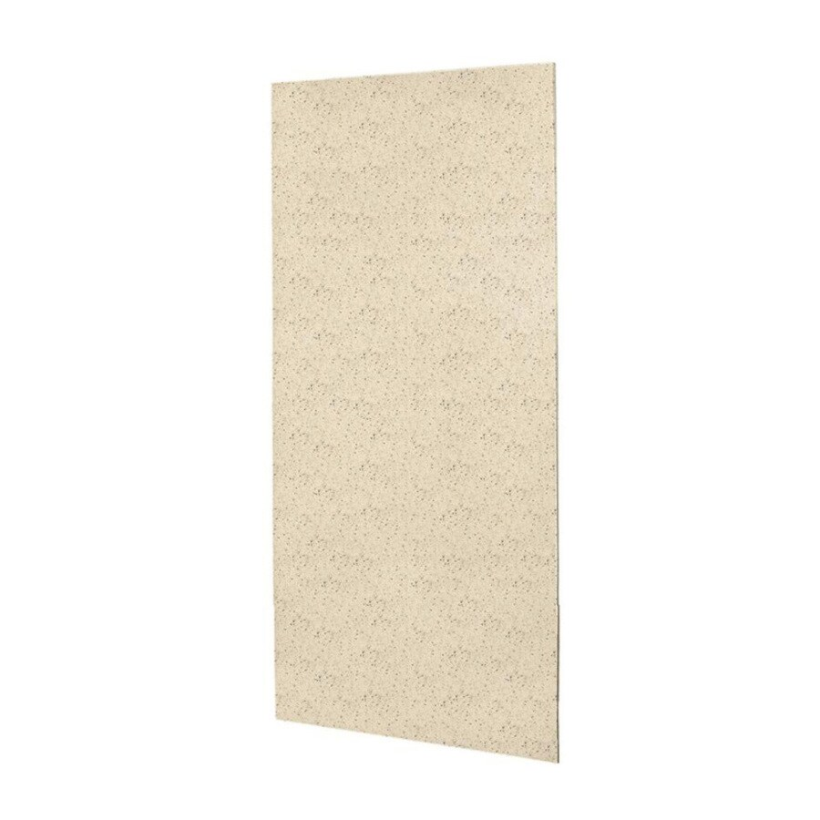Swanstone Tahiti Desert Shower Wall Surround Back Panel (Common: 0.25-in; Actual: 72-in x 0.25-in)