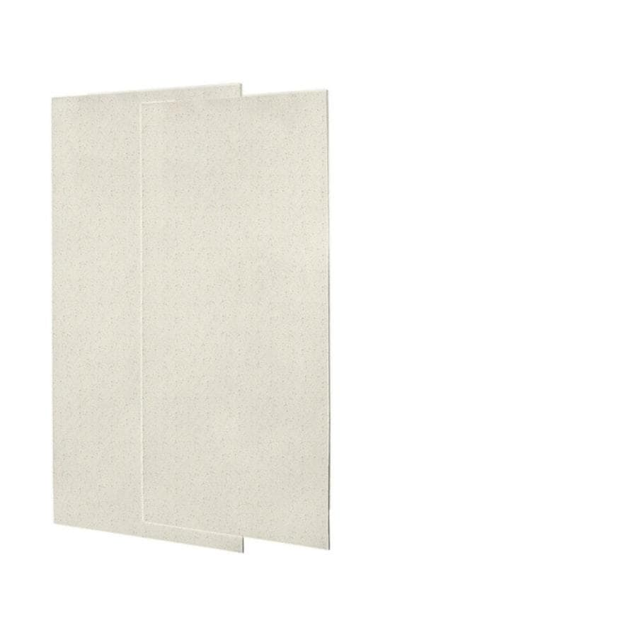 Swanstone Tahiti Matrix Shower Wall Surround Back Panel (Common: 0.25-in; Actual: 72-in x 0.25-in)