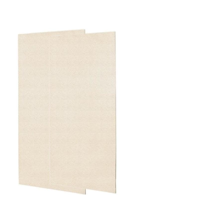 Swanstone Tahiti Sand Shower Wall Surround Side Wall Panel Kit (Common: 0.25-in x 36-in; Actual: 72-in x 0.25-in x 36-in)