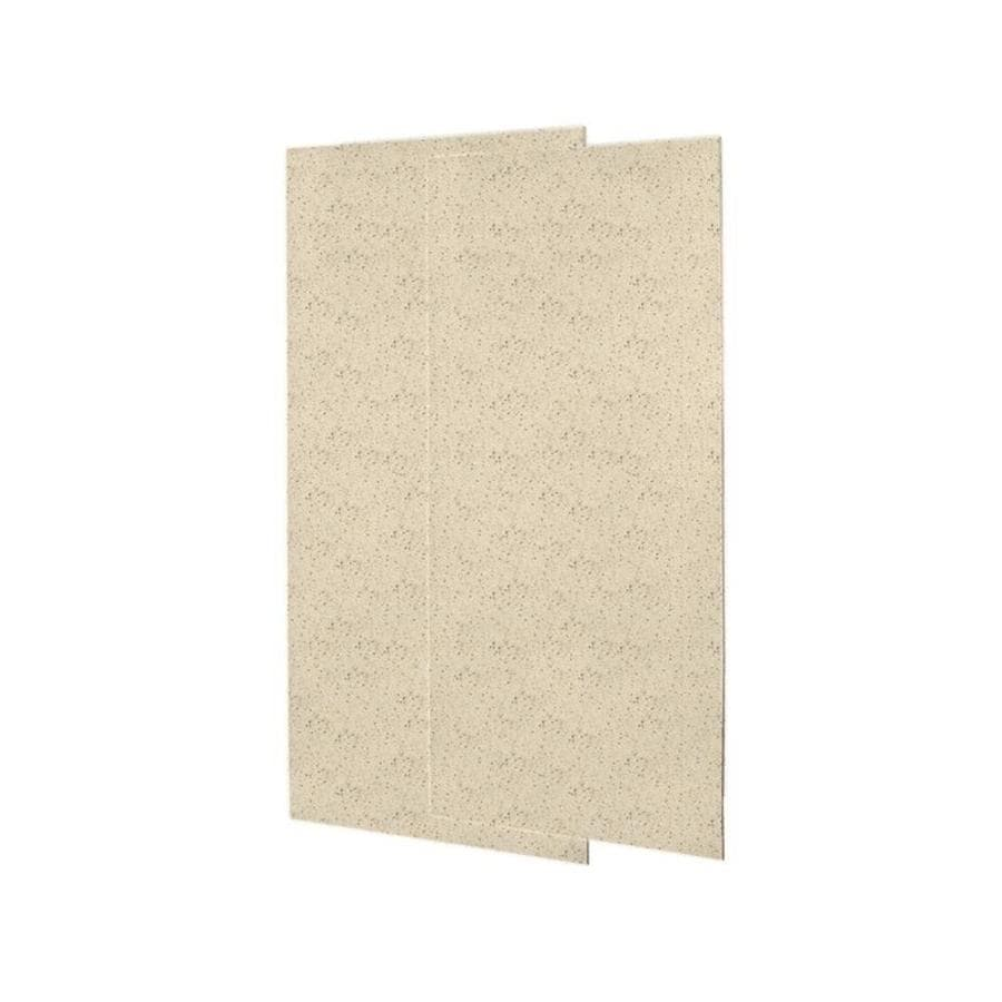 Swanstone Tahiti Desert Shower Wall Surround Side Wall Panel Kit (Common: 0.25-in x 36-in; Actual: 72-in x 0.25-in x 36-in)