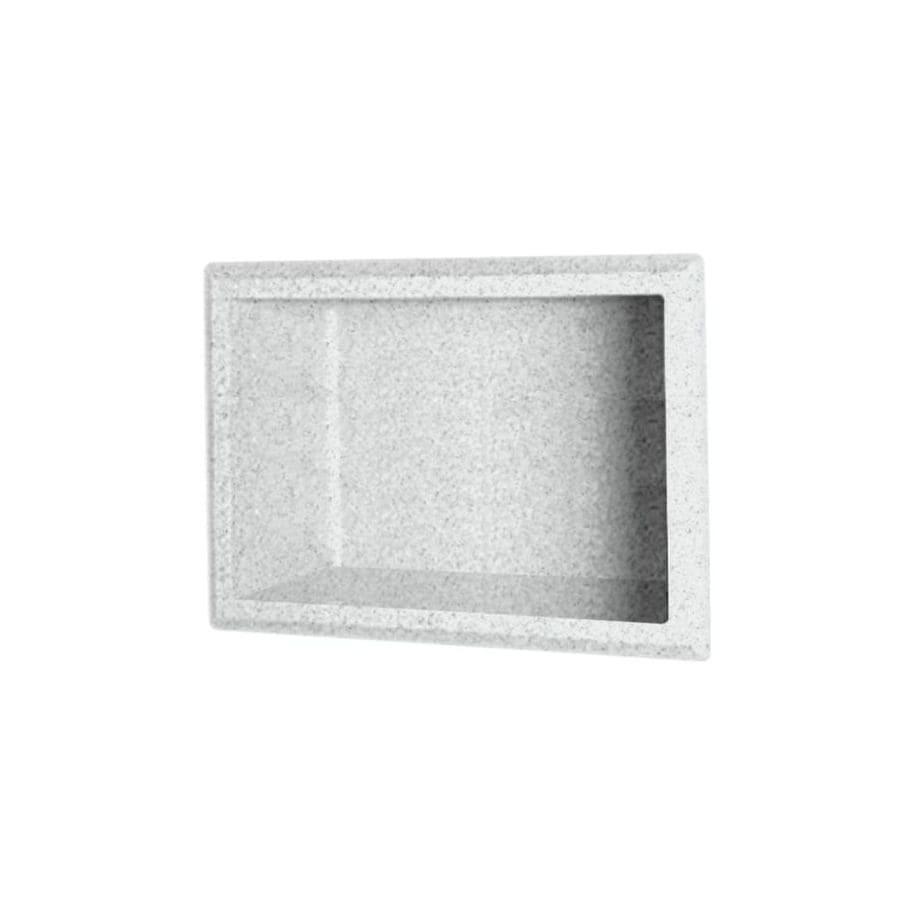 Swanstone Tahiti Gray Shower Wall Shelf