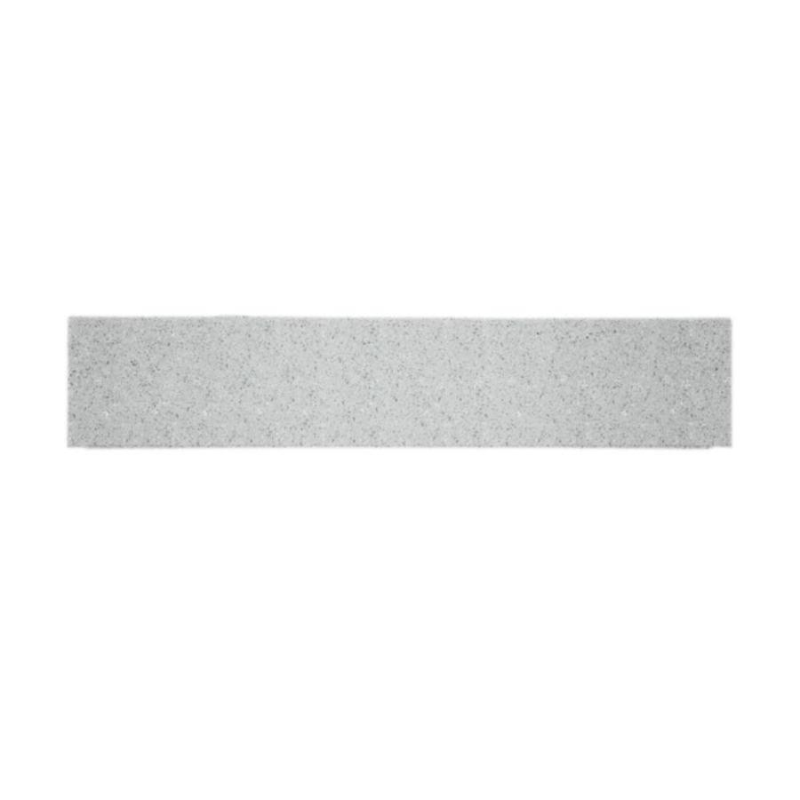 Swanstone Tahiti Gray Fiberglass and Plastic Composite