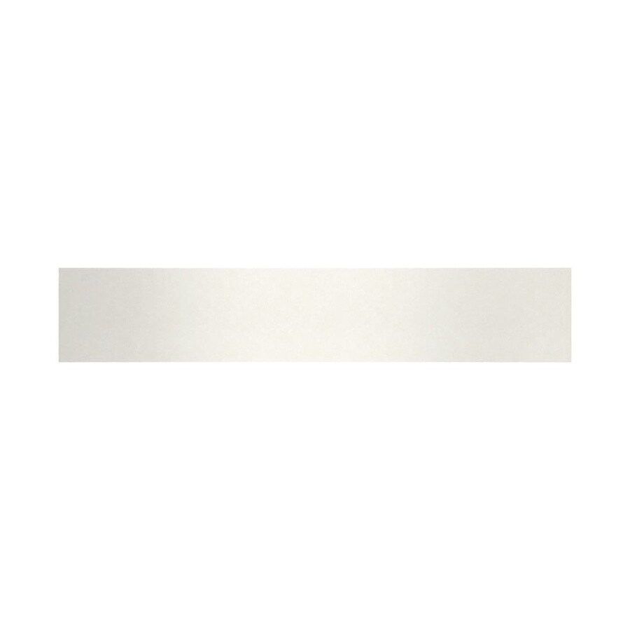 Swanstone 3-in H x 21-in L Tahiti Ivory Bathroom Side Splash