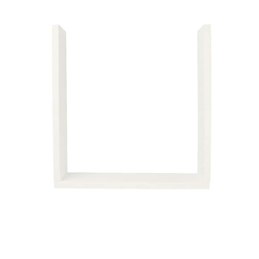 Swanstone Bisque Shower Wall Window Trim Kit