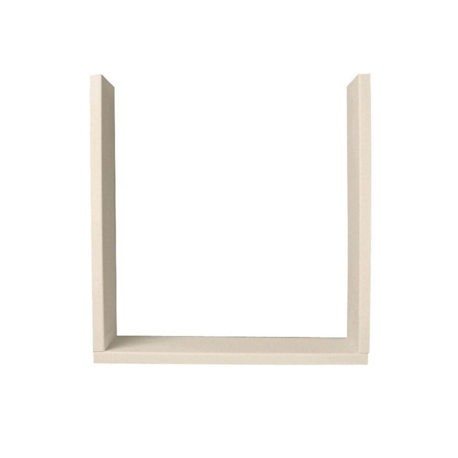 Swanstone Tahiti Sand Shower Wall Window Trim Kit