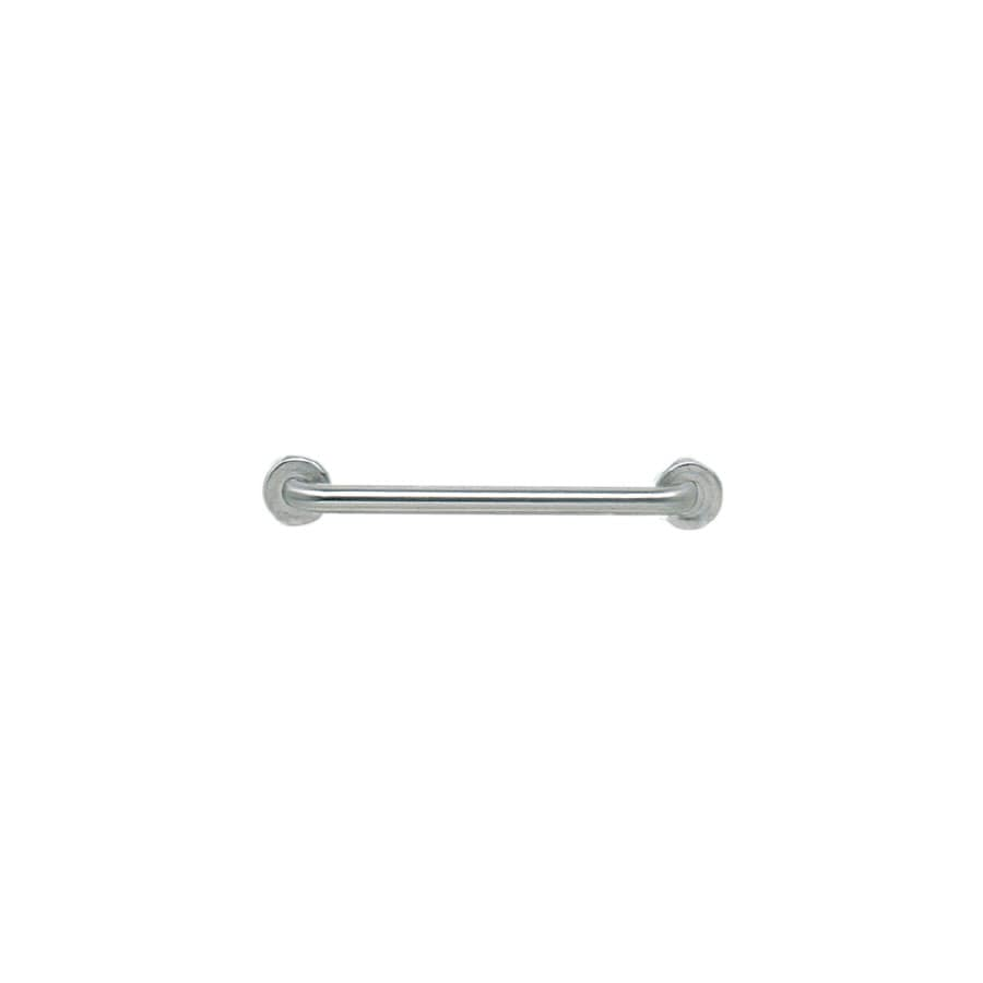 Swanstone 14-in Stainless Steel Wall Mount Grab Bar