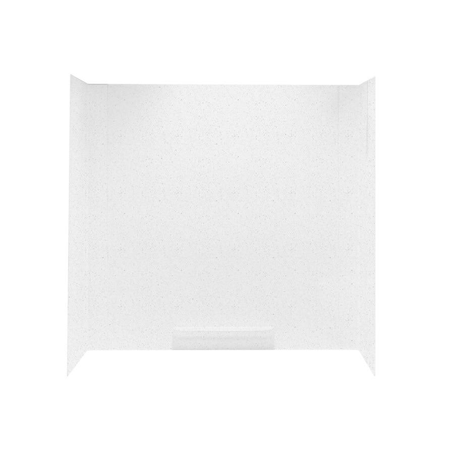 Swan Fiberglass And Plastic Composite Bathtub Wall