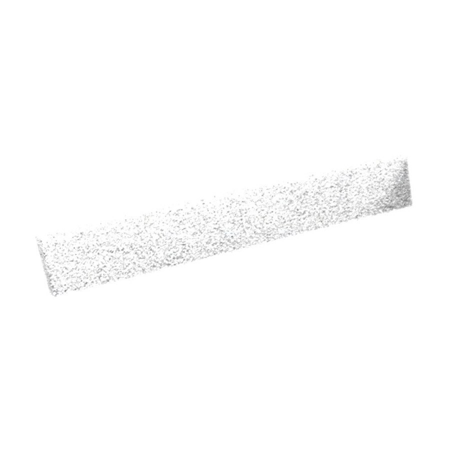 Swanstone 3-in H x 22.25-in L Arctic Granite Bathroom Side Splash