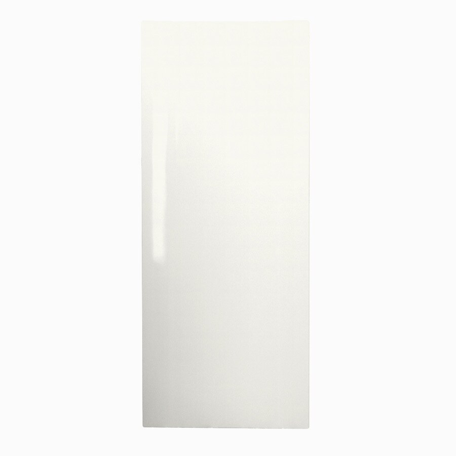 Swanstone Bisque Shower Wall Trim Pieces