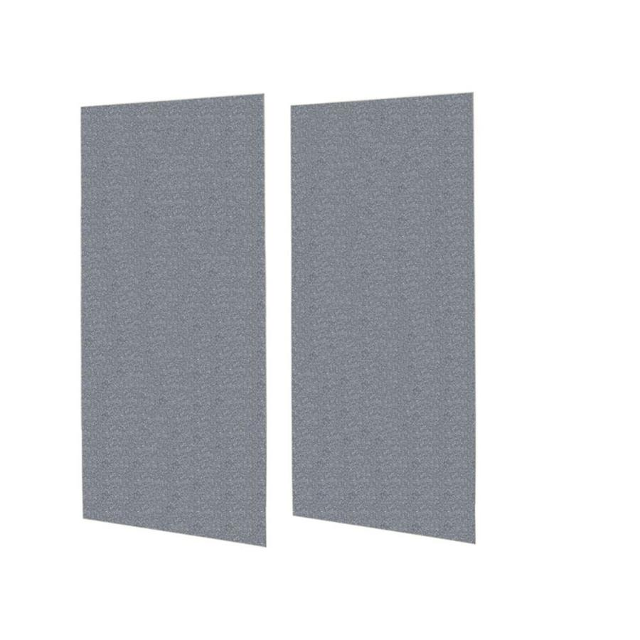 Swanstone Night Sky Shower Wall Surround Side Wall Panel Kit (Common: 0.25-in x 48-in; Actual: 96-in x 0.25-in x 48-in)