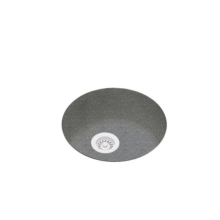 Swanstone Night Sky Single-Basin Composite Undermount Residential Prep Sink