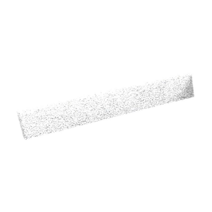 Swanstone 3-in H x 21-in L Arctic Granite Bathroom Side Splash