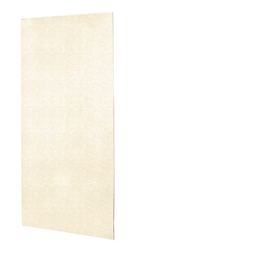 Swanstone Pebble Shower Wall Surround Back Wall Panel (Common: 0.25-in x 36-in; Actual: 72-in x 0.25-in x 36-in)