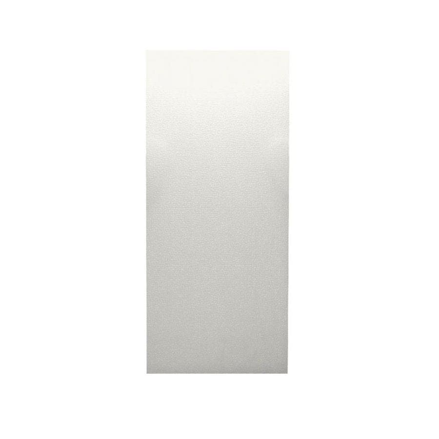 Swanstone Bisque Shower Wall Surround Back Wall Panel (Common: 0.25-in x 36-in; Actual: 96-in x 0.25-in x 36-in)