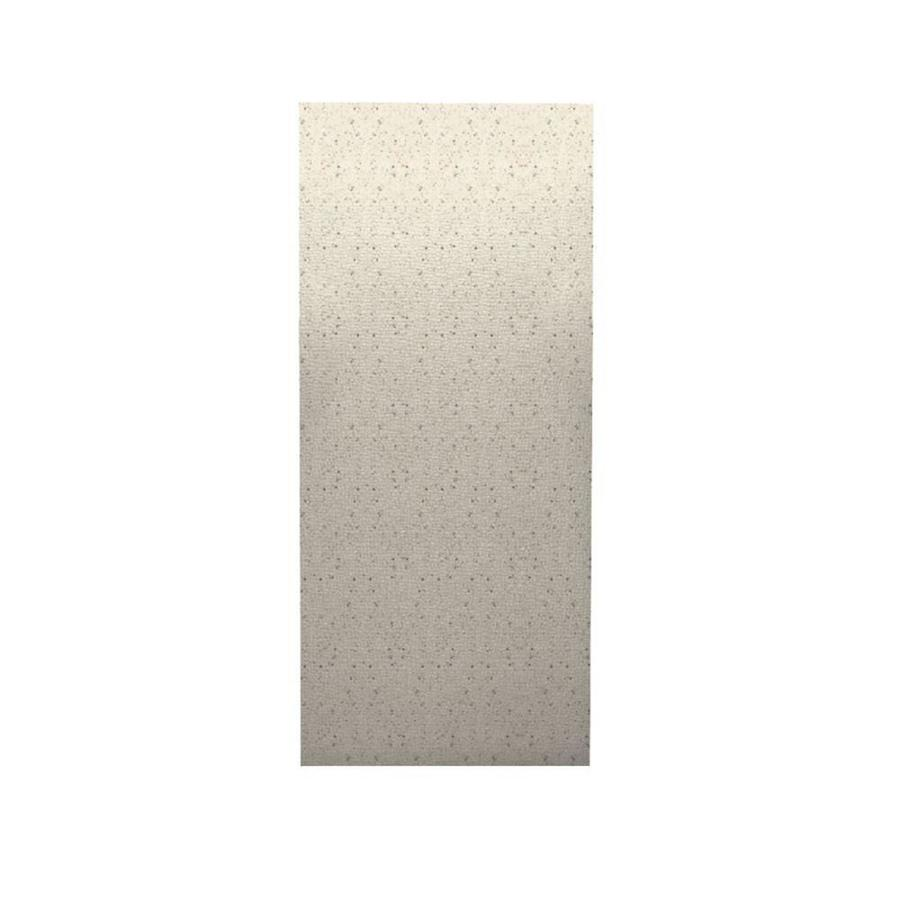 Swanstone Tahiti Desert Shower Wall Surround Back Wall Panel (Common: 0.25-in x 36-in; Actual: 96-in x 0.25-in x 36-in)