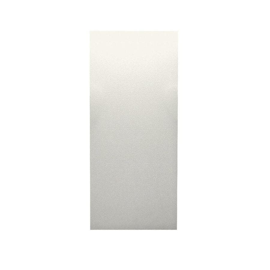 Swanstone Tahiti Ivory Shower Wall Surround Back Wall Panel (Common: 0.25-in x 36-in; Actual: 96-in x 0.25-in x 36-in)