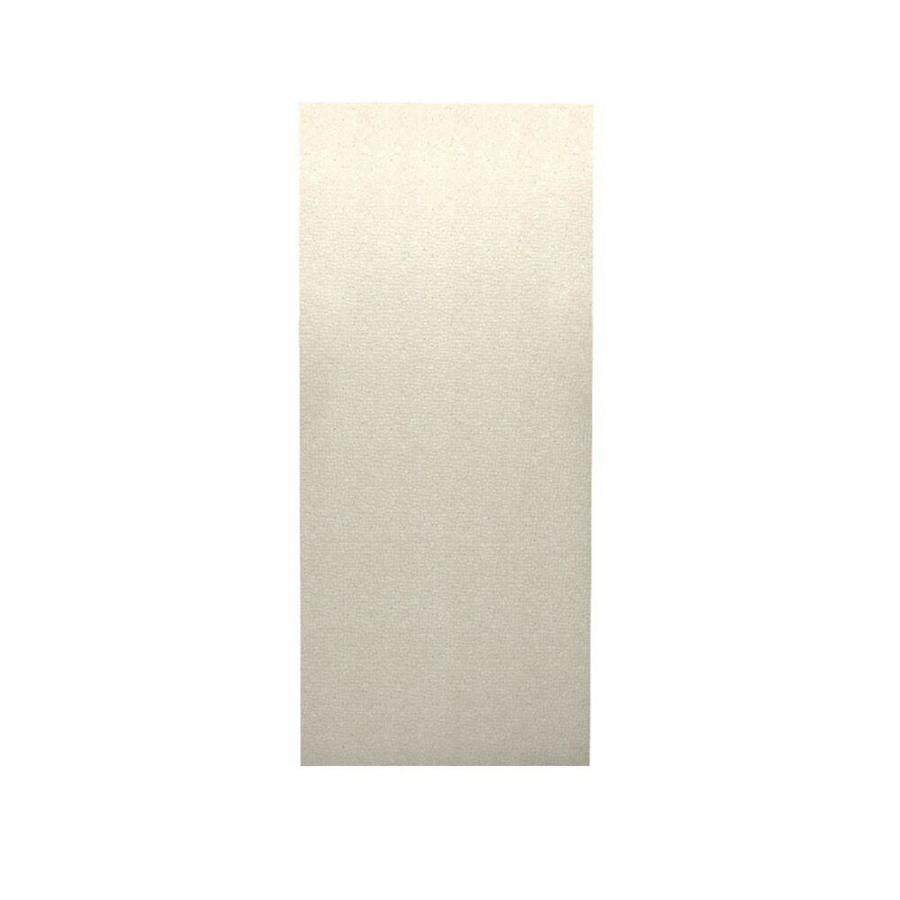 Swanstone Pebble Shower Wall Surround Back Panel (Common: 0.25-in; Actual: 96-in x 0.25-in)