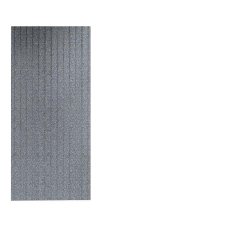 Swanstone Night Sky Shower Wall Surround Back Wall Panel (Common: 0.25-in x 36-in; Actual: 96-in x 0.25-in x 36-in)