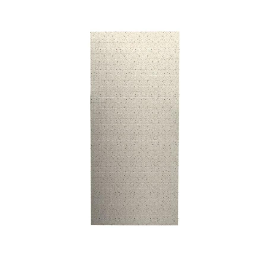 Swanstone Tahiti Desert Shower Wall Surround Back Panel (Common: 0.25-in; Actual: 96-in x 0.25-in)
