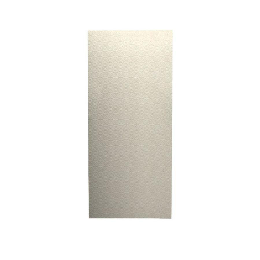 Swanstone Pebble Shower Wall Surround Back Wall Panel (Common: 0.25-in x 36-in; Actual: 96-in x 0.25-in x 36-in)