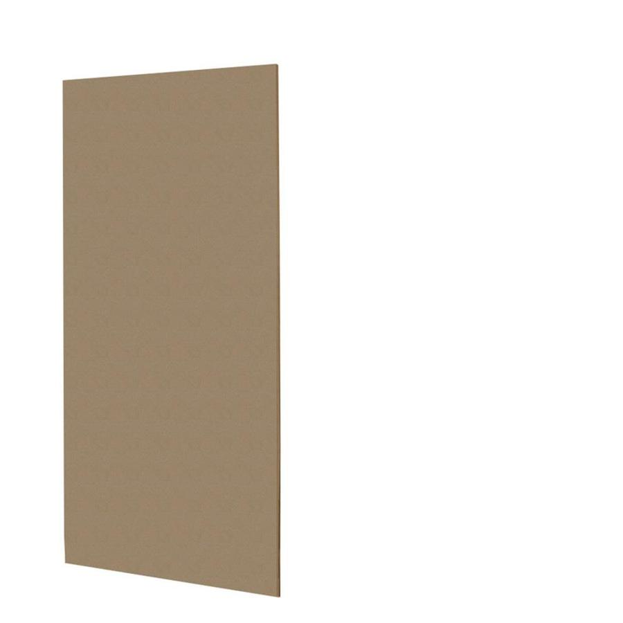 Swanstone Barley Shower Wall Surround Back Wall Panel (Common: 0.25-in x 36-in; Actual: 72-in x 0.25-in x 36-in)