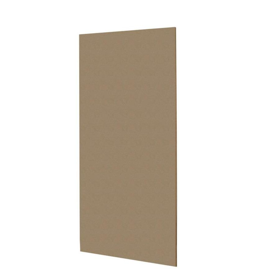 Swanstone Barley Shower Wall Surround Back Wall Panel (Common: 0.25-in x 36-in; Actual: 96-in x 0.25-in x 36-in)