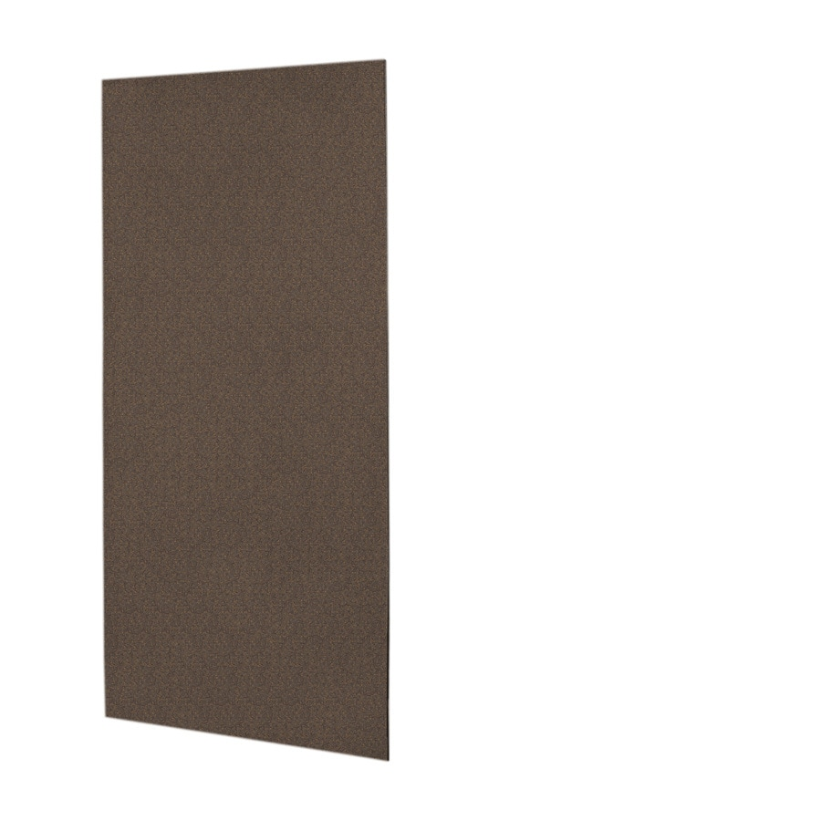 Swanstone Sierra Shower Wall Surround Back Wall Panel (Common: 0.25-in x 48-in; Actual: 96-in x 0.25-in x 48-in)