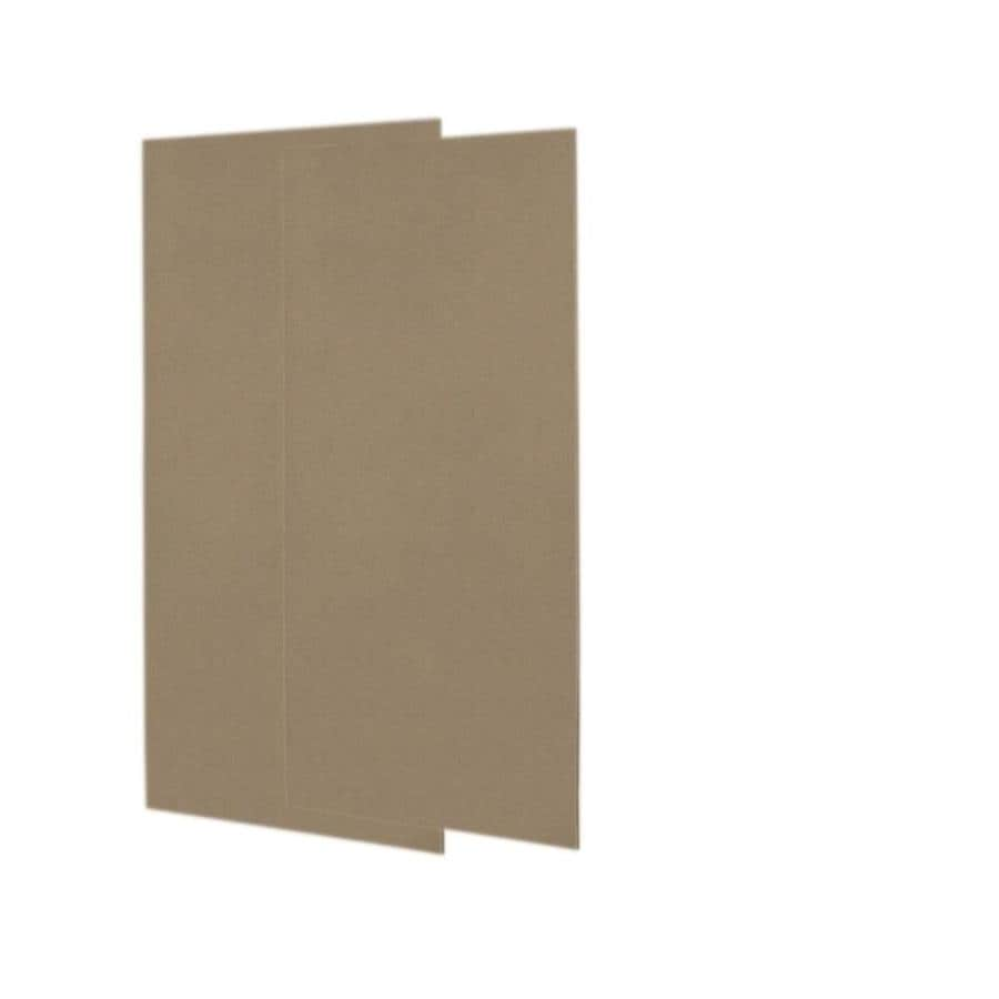 Swanstone Barley Shower Wall Surround Back Panel (Common: 0.25-in; Actual: 72-in x 0.25-in)