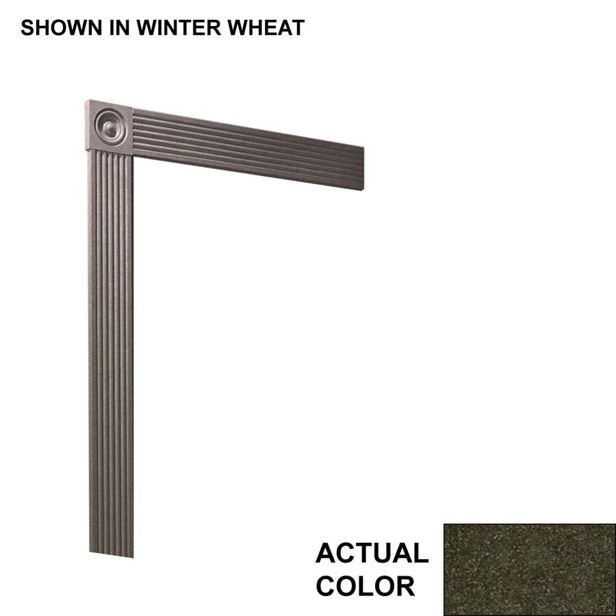 Swanstone Swanstone Green Pasture Shower Wall Trim Kit