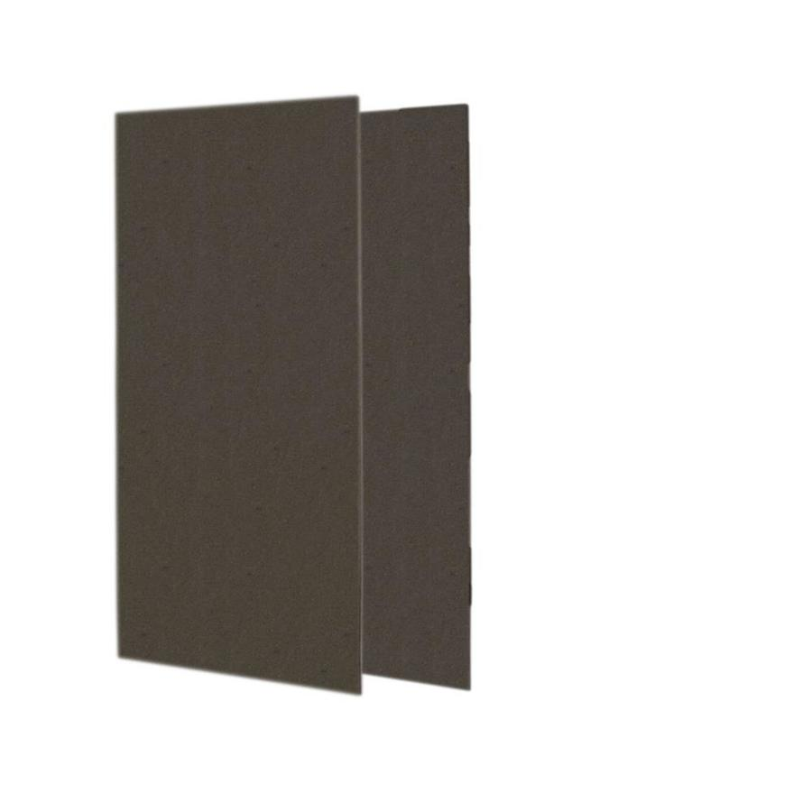 Swanstone Canyon Shower Wall Surround Side Wall Panel Kit (Common: 0.25-in x 36-in; Actual: 96-in x 0.25-in x 36-in)