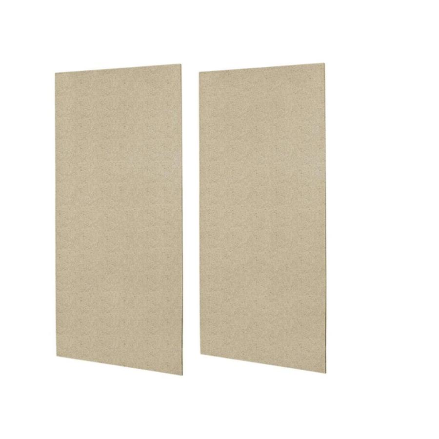 Swanstone Prairie Shower Wall Surround Back Panel (Common: 0.25-in; Actual: 96-in x 0.25-in)