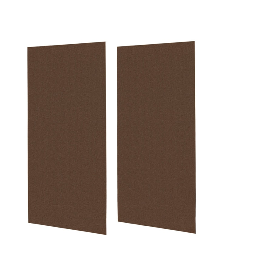 Swanstone Acorn Shower Wall Surround Back Panel (Common: 0.25-in; Actual: 96-in x 0.25-in)