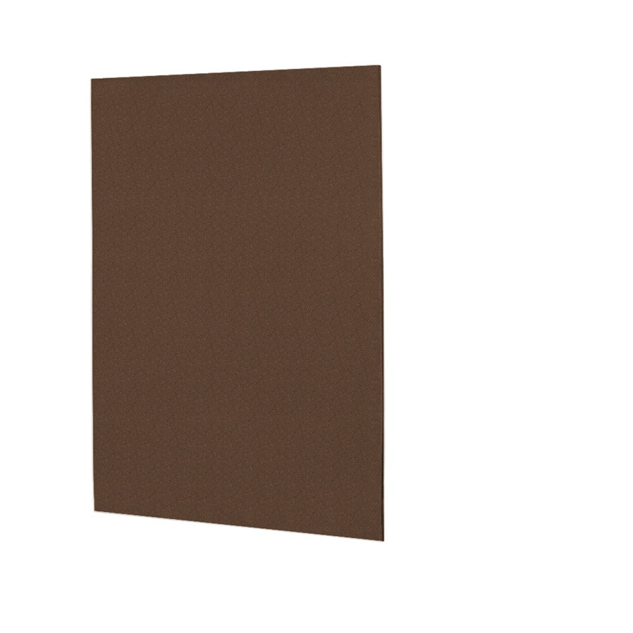 Swanstone Acorn Shower Wall Surround Back Panel (Common: 0.25-in; Actual: 60-in x 0.25-in)