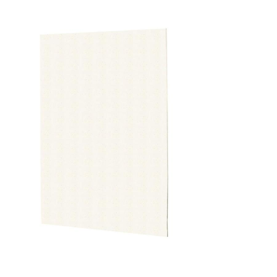 Swanstone Baby's Breath Shower Wall Surround Back Panel (Common: 0.25-in; Actual: 60-in x 0.25-in)