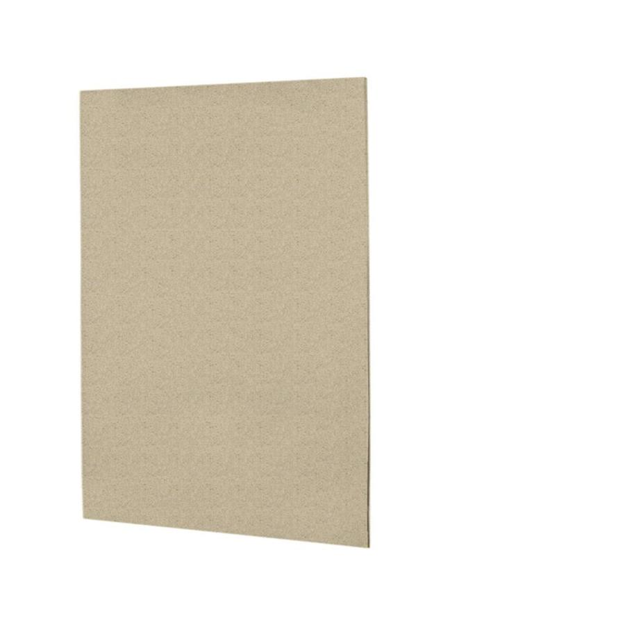 Swanstone Prairie Shower Wall Surround Back Panel (Common: 0.25-in; Actual: 72-in x 0.25-in)