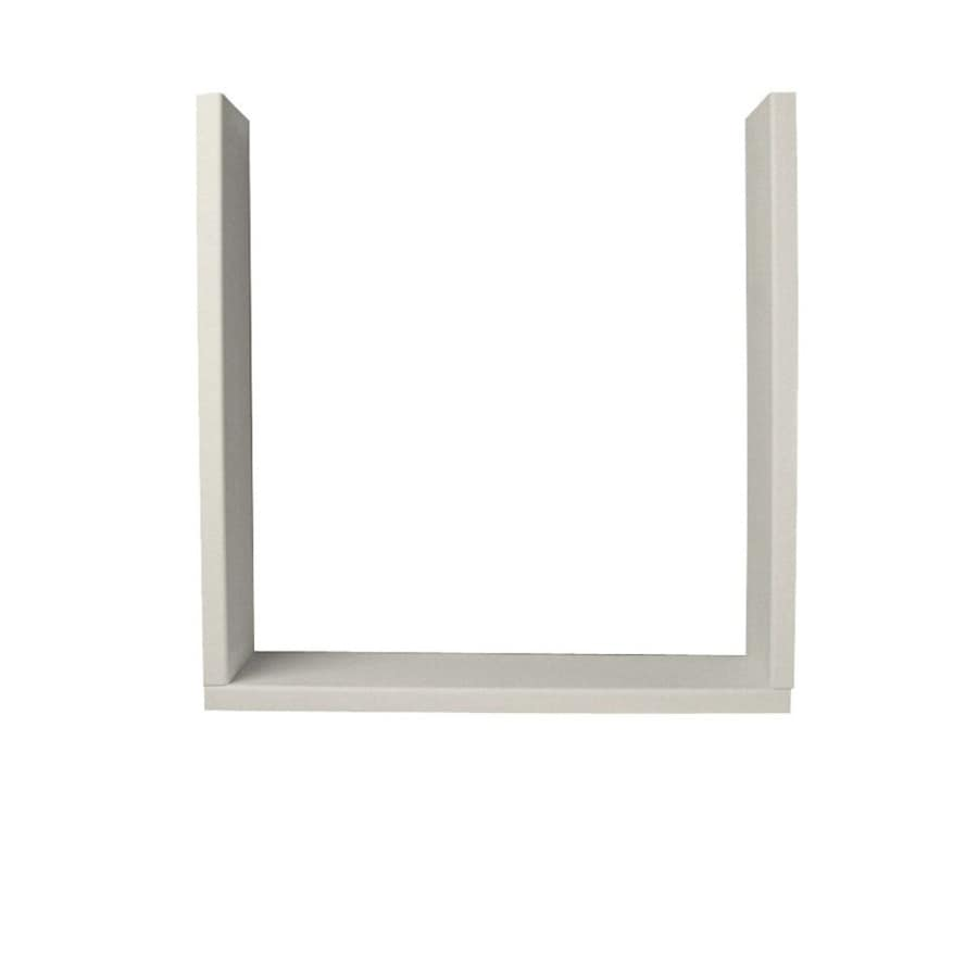 Swanstone Glacier Shower Wall Window Trim Kit