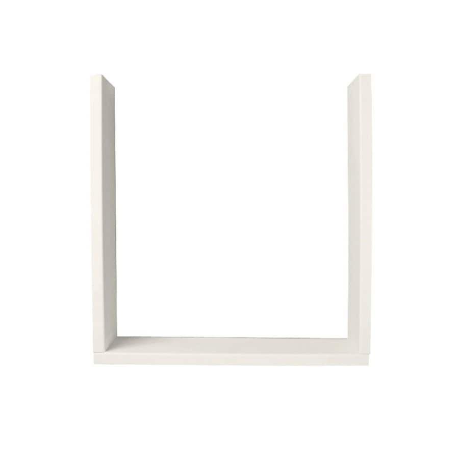 Swanstone Baby's Breath Shower Wall Window Trim Kit