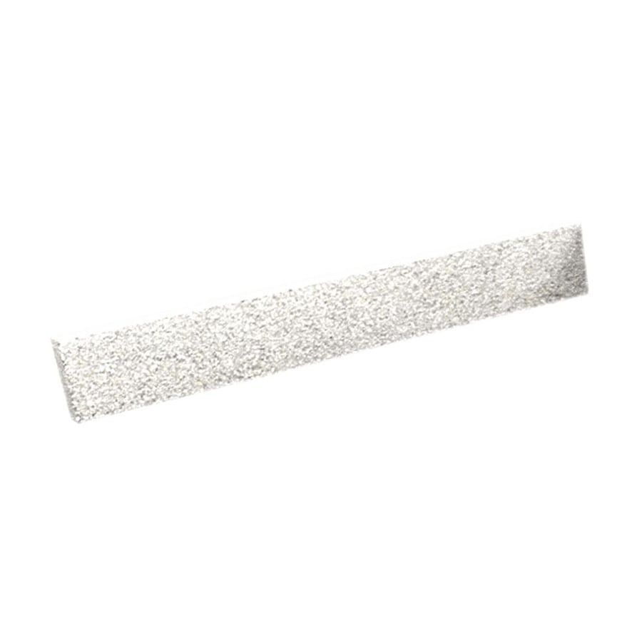 Swanstone 321-in L Baby's Breath Bathroom Side Splash