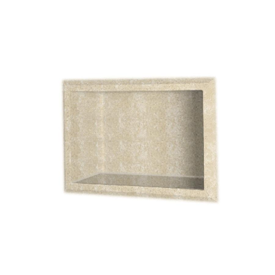 Swanstone Cloud Bone Shower Wall Shelf