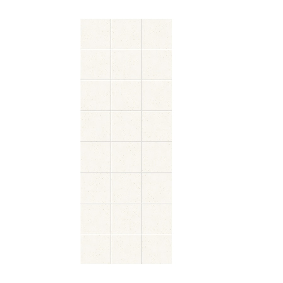 Swanstone Baby's Breath Shower Wall Surround Side Wall Panel Kit (Common: 0.25-in x 36-in; Actual: 96-in x 0.25-in x 36-in)