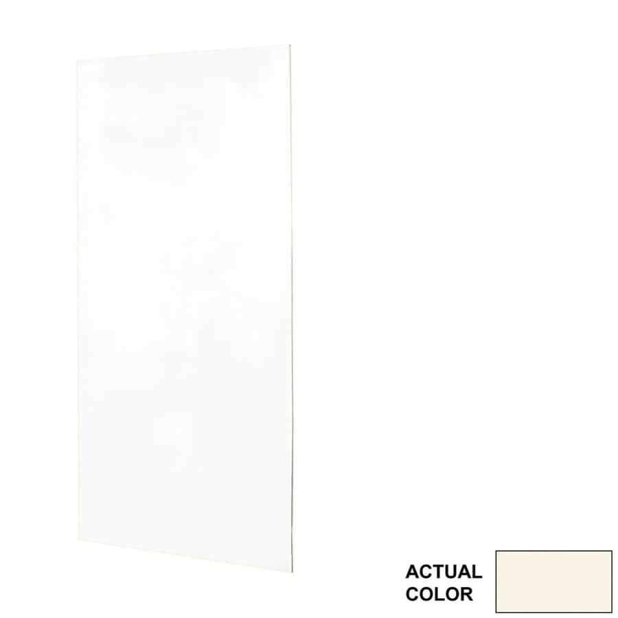Swanstone Pearl Shower Wall Surround Side Panel (Common: 0.25-in x 48-in; Actual: 96-in x 0.25-in x 48-in)