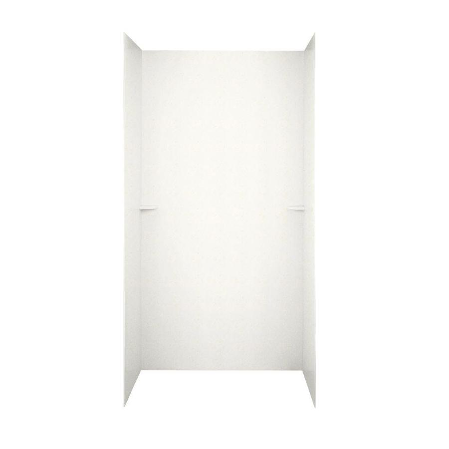 Swanstone Baby's Breath Shower Wall Surround Side And Back Wall Kit (Common: 60-in x 36-in; Actual: 72-in x 60-in x 36-in)