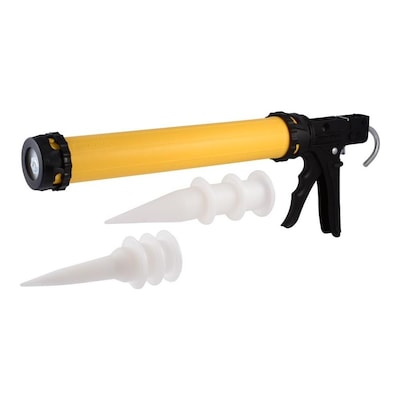HoldRite HydroFlame Firestop 20-oz Ratchet Caulk Gun at