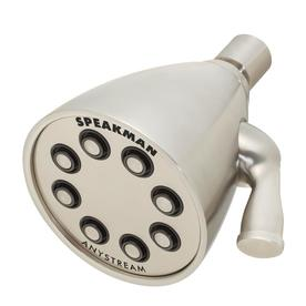 Speakman Icon Anystream 2.5 GPM Multi-Function Signature Brass Shower Head